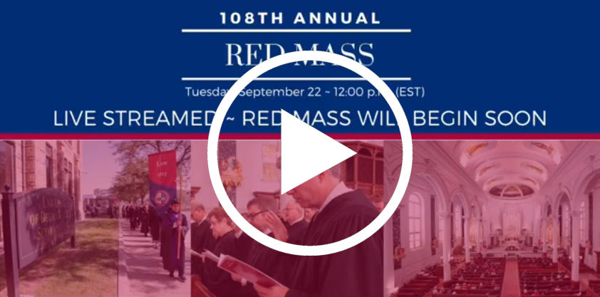 Red Mass 2020 Video