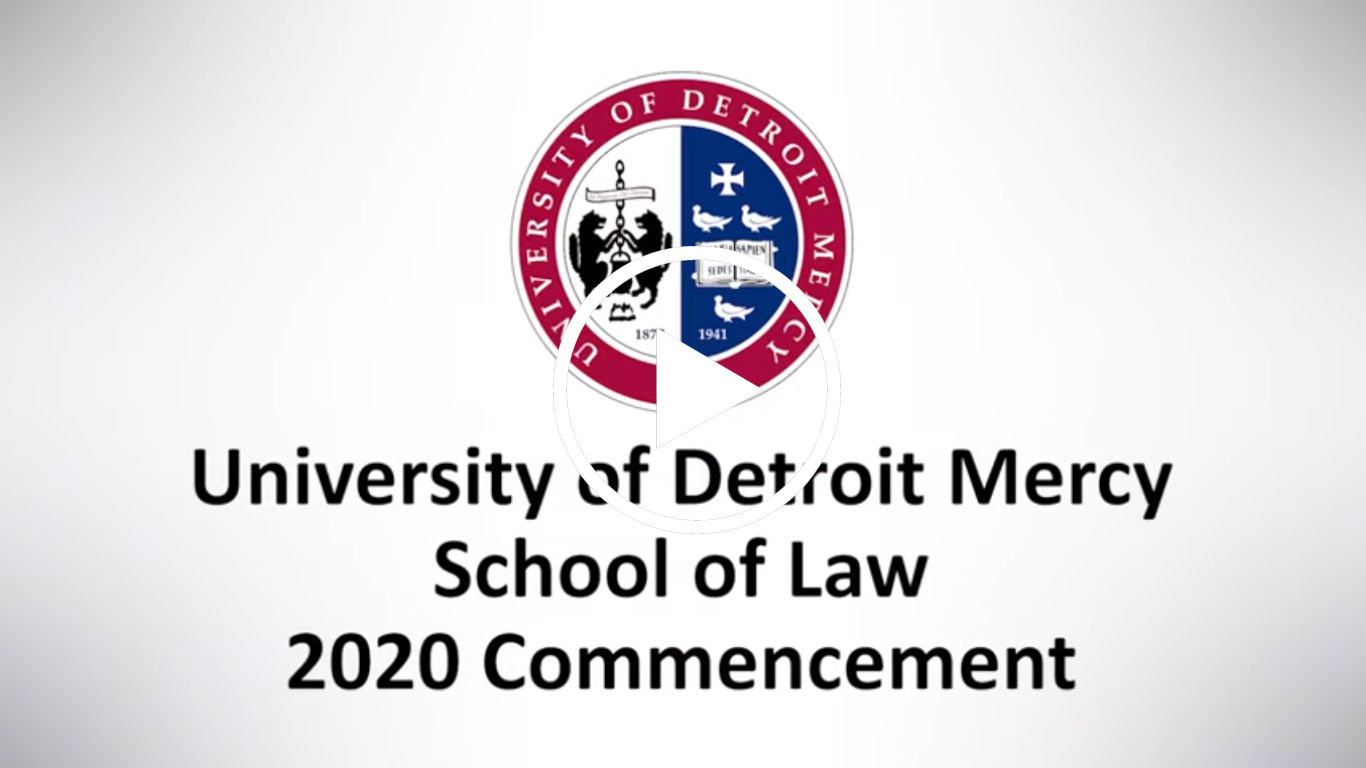Commencement 2020 Video